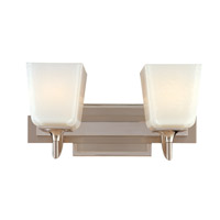 Hudson Valley Lighting Lawrence 2 Light Bath And Vanity in Polished Satin Nickel 8582-PSN photo thumbnail