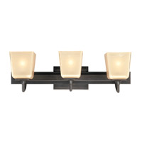 Hudson Valley Lighting Lawrence 3 Light Bath And Vanity in Old Bronze 8583-OB