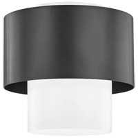 Hudson Valley 8609-OB Corinth 1 Light 11 inch Old Bronze Flush Mount Ceiling Light