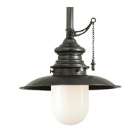 Kendall 1 Light 10 inch Old Bronze Pendant Ceiling Light