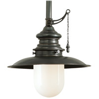 Hudson Valley 8815-OB Kendall 1 Light 15 inch Old Bronze Pendant Ceiling Light
