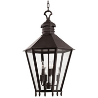 Barstow 6 Light 20 inch Old Bronze Outdoor Hanging Lantern