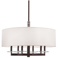Hudson Valley 8830-OB Chelsea 6 Light 30 inch Old Bronze Chandelier Ceiling Light