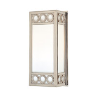 Hudson Valley Lighting Darlington 1 Light Bath And Vanity in Polished Nickel 891-PN photo thumbnail