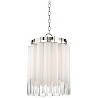 Tyrell 4 Light 16 inch Polished Nickel Pendant Ceiling Light