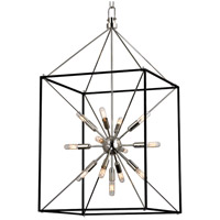 Hudson Valley Lighting Glendale 13 Light Pendant in Polished Nickel 8920-PN