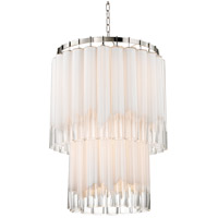 Tyrell 9 Light 24 inch Polished Nickel Pendant Ceiling Light