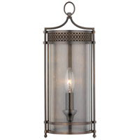 Hudson Valley Lighting Amelia 1 Light Wall Sconce in Distressed Bronze 8991-DB