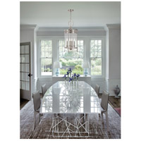 Hudson Valley 8994-PN Amelia 4 Light 13 inch Polished Nickel Pendant Ceiling Light alternative photo thumbnail