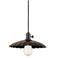 Hudson Valley 9001-OB-MS3 Heirloom 1 Light 10 inch Old Bronze Pendant Ceiling Light in MS3 No