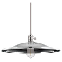 Heirloom 1 Light 17 inch Polished Nickel Pendant Ceiling Light in ML2, No