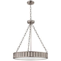 Middlebury 5 Light 22 inch Historic Nickel Pendant Ceiling Light