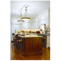 Hudson Valley 902-PN Middlebury 5 Light 22 inch Polished Nickel Pendant Ceiling Light alternative photo thumbnail