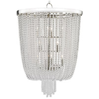 Royalton 12 Light 26 inch Polished Nickel Pendant Ceiling Light