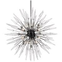 Hudson Valley 9032-PN Sparta 12 Light 32 inch Polished Nickel Chandelier Ceiling Light