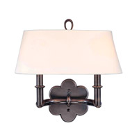 Pomona 2 Light 14 inch Old Bronze Wall Sconce Wall Light