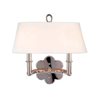 Hudson Valley Lighting Pomona 2 Light Wall Sconce in Polished Nickel 922-PN photo thumbnail