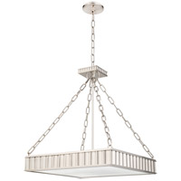 Middlebury 5 Light 20 inch Polished Nickel Pendant Ceiling Light