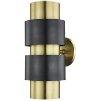Hudson Valley 9420-AOB Cyrus 2 Light 6 inch Aged Old Bronze Wall Sconce Wall Light