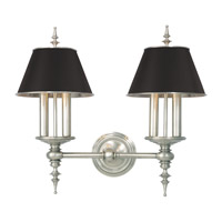 Hudson Valley Lighting Cheshire 4 Light Wall Sconce in Antique Nickel 9502-AN