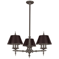 Cheshire 9 Light 36 inch Antique Nickel Chandelier Ceiling Light