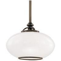 Canton 1 Light 12 inch Old Bronze Pendant Ceiling Light