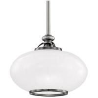 Hudson Valley 9812-ON Canton 1 Light 12 inch Old Nickel Pendant Ceiling Light