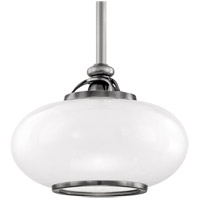 Canton 1 Light 15 inch Old Nickel Pendant Ceiling Light