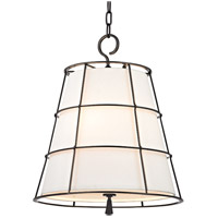 Savona 3 Light 18 inch Old Bronze Pendant Ceiling Light