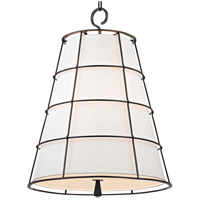 Savona 3 Light 20 inch Old Bronze Pendant Ceiling Light