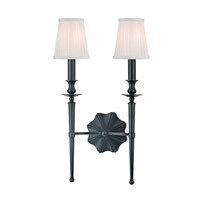 Hudson Valley Lighting Ellery 2 Light Wall Sconce in Old Bronze 9922-OB