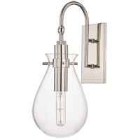 Hudson Valley BKO100-PN Ivy LED Polished Nickel Wall Sconce Wall Light