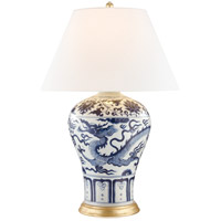 Hudson Valley L1065-DG Plutarch 35 inch 60 watt Dragon Table Lamp Portable Light