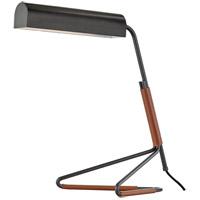 Hudson Valley L1257-OB Vance 18 inch 120.00 watt Old Bronze/Saddle Table Lamp Portable Light