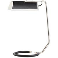 Hudson Valley L1295-BN Holtsville 19 inch 120.00 watt Burnished Nickel/Black Table Lamp Portable Light