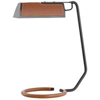 Hudson Valley L1295-OB Holtsville 19 inch 120.00 watt Old Bronze/Saddle Table Lamp Portable Light