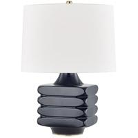 Hudson Valley L1420-MN Sag Harbor 23 inch 120.00 watt Midnight Table Lamp Portable Light