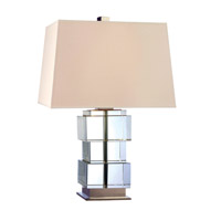 Hudson Valley Lighting Brookfield Portable Table Lamp in Polished Nickel L243-PN