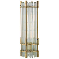 Hudson Valley Lighting Melrose Portable Table Lamp in Aged Brass L961-AGB