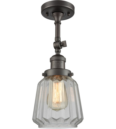 Innovations Lighting Chatham Semi-Flush Mounts