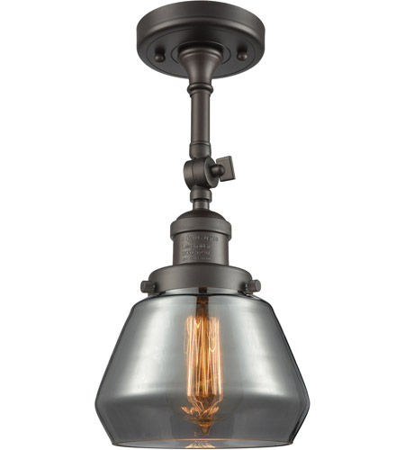 Innovations Lighting Fulton Semi-Flush Mounts