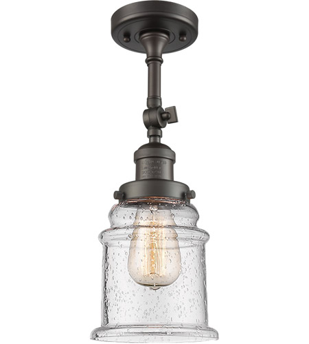 Innovations Lighting Canton Semi-Flush Mounts