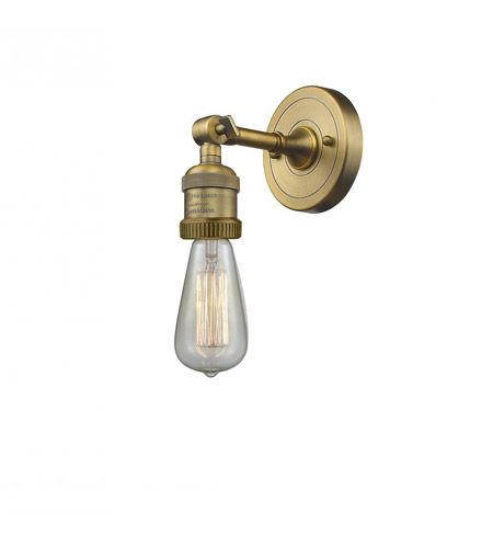 Brushed Brass Wall Sconces