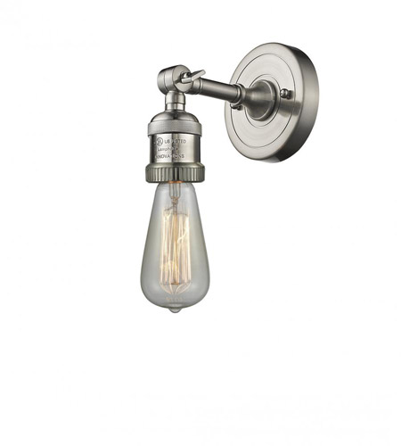 Innovations Lighting Satin Nickel Wall Sconces