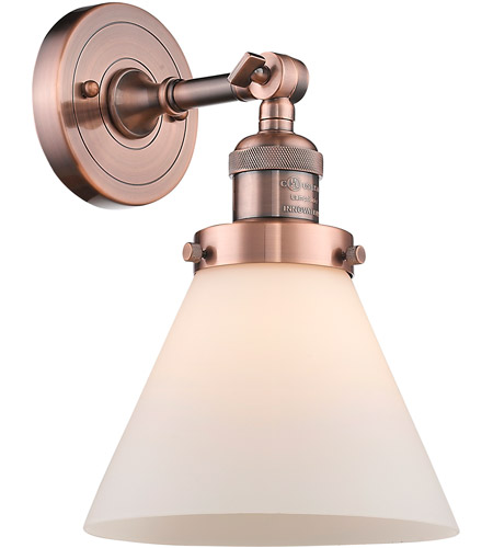 Innovations Lighting Large Cone Wall Sconces