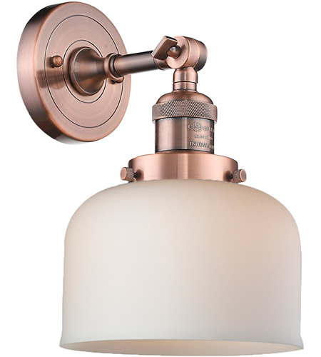 Innovations Lighting Large Bell Wall Sconces
