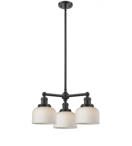 Oil Rubbed Bronze Large Bell Chandeliers