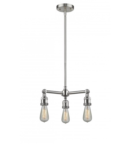 Brushed Satin Nickel Signature Chandeliers