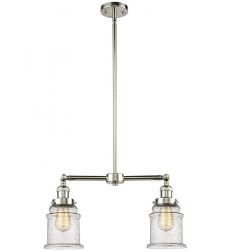 Innovations Lighting Polished Nickel Canton Chandeliers