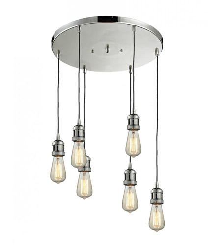Lighting 212nh 6 Sn Bare Bulb